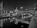 Jef Lemmens, Belgium - Gent by night